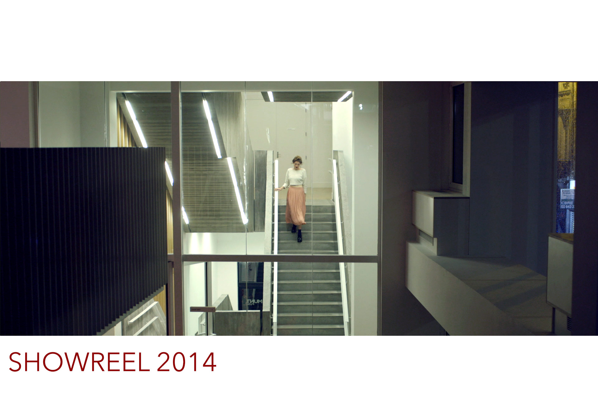 valentina summa showreel 2014